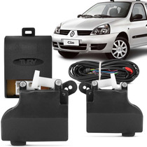Kit Trava Elétrica Clio Renault Dedicada Especifica 2 Portas