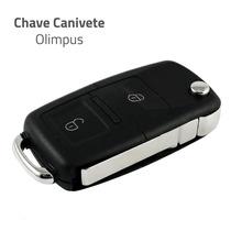 Chave Canivete Pratica Original Marca Olimpus Para Alarmes