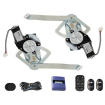Kit Vidro Elétrico Escort Zetec Traseiro Sensorizado