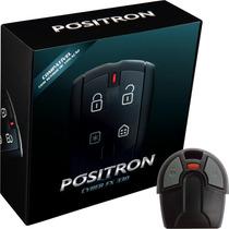 Alarme Automotivo Positron Exact Fx + Chave Controle Fiat