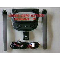 Kit Vidro Eletrico 4 Portas Novo Uno Vivace Todos