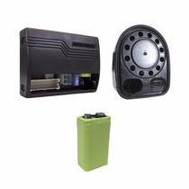 Alarme Positron Cyber Tx 12/24v Carro Caminhão + Bateria Aux