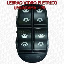 Botão Interruptor Vidro Eletrico Quadruplo Ford Focus
