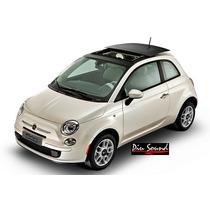 Modulo De Fechamento De Teto Solar Fiat 500