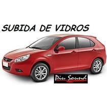 Modulo Subida De Vidros J3 Jac Motors Plug And Play Lv8fc15