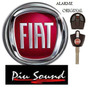 Alarme Original Fiat Novo Palio Grand Siena Idea Novo Uno