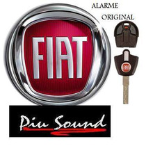 Alarme Original Fiat Novo Palio Grand Siena Novo Uno