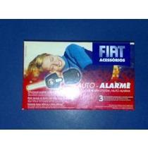 Alarme Fiat Original De Fabrica 3 Anos De Garantia