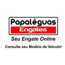 Kit Peças Para Engate Reboque (bola, Tomada, Polaina)