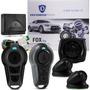 Alarme Carro Bloqueador Resgate Modulo De Vidros Gm Monza