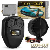 Alarme Automotivo Carro Completo Look Al-10 Controle Remoto