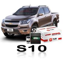 Módulo Vidros Elétricos Tury Plug Play Chevrolet S10 Lvx10as