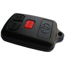Capa Controle Alarme Toyota Corolla Fielder 03 A 08