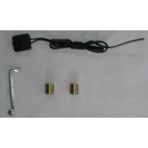Kit Destrava Elétrica Para Porta Malas Fox 2 E 4 Portas