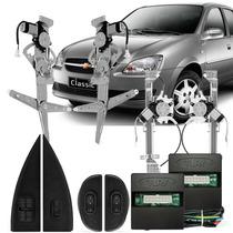 Kit Vidro Elétrico Corsa Classic 4 Portas Completo Sensoriz