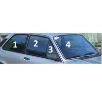 Vidro (2) Porta Direita Chevette 83 A 93 Original