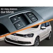 Kit De Vidro Eletrico Gol G5 / G6
