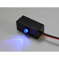Simulador De Alarme Para Carros Led Falso Alarme Azul