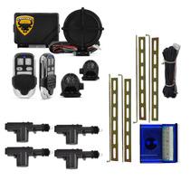 Alarme Automotivo Steel Bull + Travas Elétricas 4 Portas