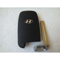 Chave Canivete Keyless Hyundai Veloster Sonata Etc Novo