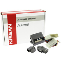 Alarme Original Nissan Novo New March Brprt10539 Com Manual