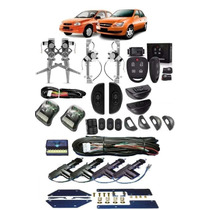 Kit Vidro Eletrico Corsa Classic 4p Travas + Alarme Positron