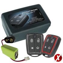 Alarme Pósitron Cyber Tx290 Carro / Caminhão + Bateria Aux