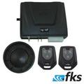 Alarme Automotivo Fks Fkb702 Cr940 Com Bloqueador Gsm