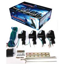 Kit Travas Eletricas 4 Portas Duplo Comando Trava Eletrica