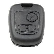 Capa De Chave Telecomando Peugeot 206 307 Citroen C3 Picasso