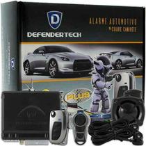 Alarme Defender Tech Elite Plus C/ Presença E Chave Canivete