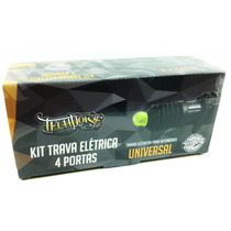 Suporte Pálio 4 Portas + Kit Trava Elétrica