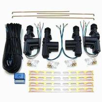 Kit Trava Elétrica Universal Gc 4 Portas + Centralina