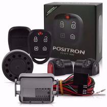 Alarme Positron Automotivo Carro Cyber Novo Exact Ex330