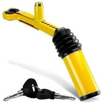 Trava Segurança Anti Furto Carro Cambio Freio De Mão