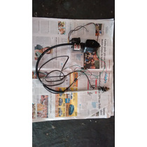 Antena Eletrica D20 Fusca Olympus Rarissima Funcionando