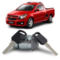 Trava Protetor Antifurto Roda Estepe Chevrolet Montana