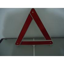 Triangulo Para Sinalização De Segurança Veicular
