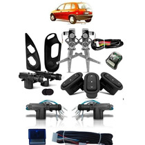 Kit Vidro Eletrico Corsa 95 Em Diante+modulo Intelig+ Travas