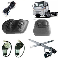 Kit Vidro Eletrico Caminhao Ford Cargo