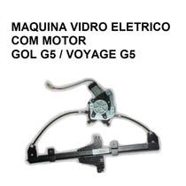 Maquina Vidro Eletrico Com Motor Gol G5 / Voyage G5