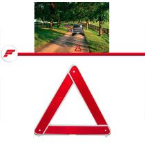 Triangulo De Segurança P/ Carros