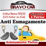 Kit Vidro Elétrico Novo Celta 99/13 2 Portas Anti Esmagament