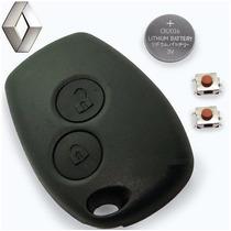 Capa Controle Telecomando Chave Alarme Logan Sandero Duster
