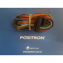 Chicote Alarmes Positron Ex330 / Fx330 / Px330 Original
