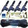 Onix 4 Portas: Travas Elétricas Já Com Suportes Específicos