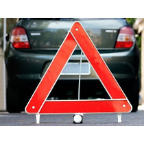 Triangulo P/ Carro Sinalização De Segurança Universal