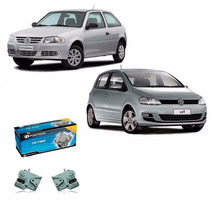 Trava Elétrica Pósitron Volkswagen Gol G4 Iv/fox 4 Portas