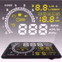 Velocímetro Digital Para-brisa Head Up Display Plug Obdeii