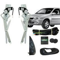 Kit Vidro Eletrico Corsa 2 Portas